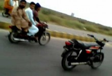 Pakistansky moto freestyle
