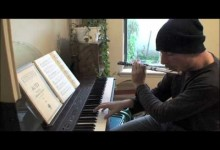 Greg Pattillo - Piano, fletna, beatbox